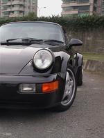 1993 Porsche 911 picture, exterior