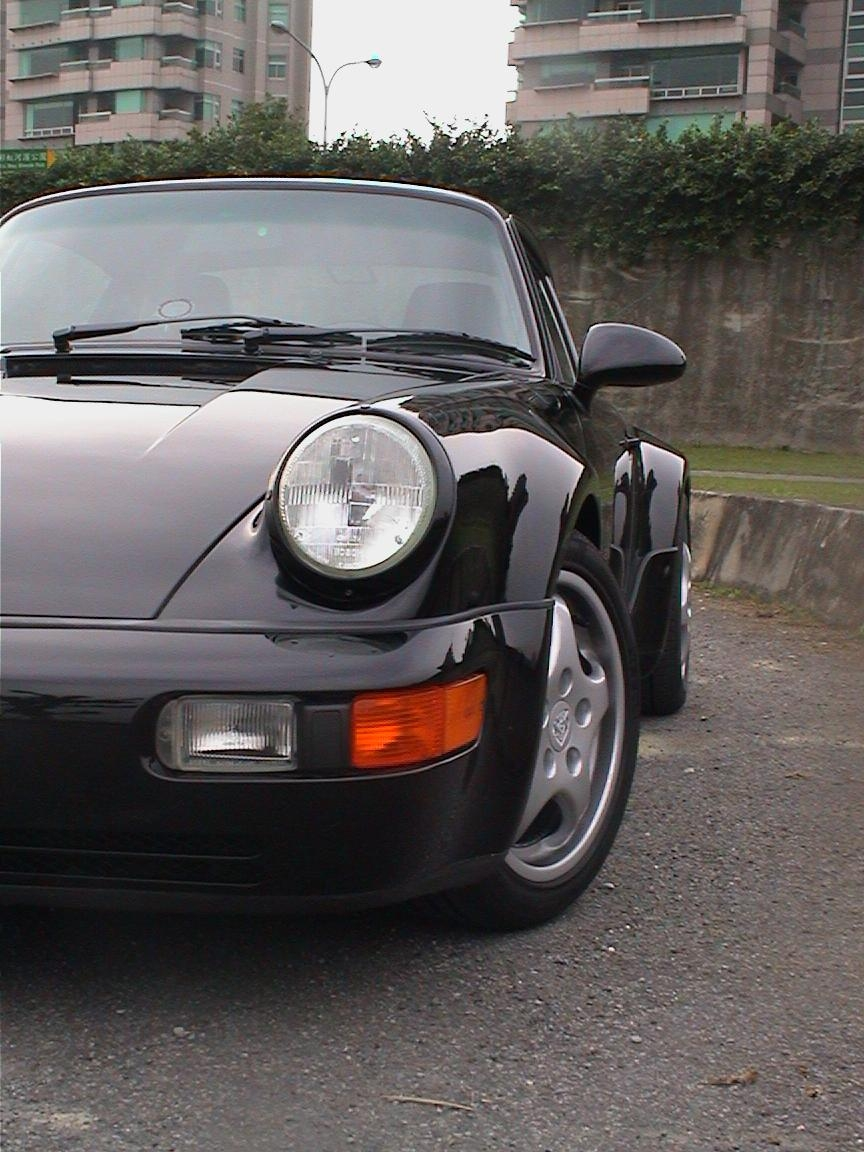 1993 Porsche 911 picture
