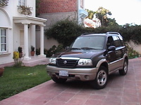 2003 Suzuki Grand Vitara Overview