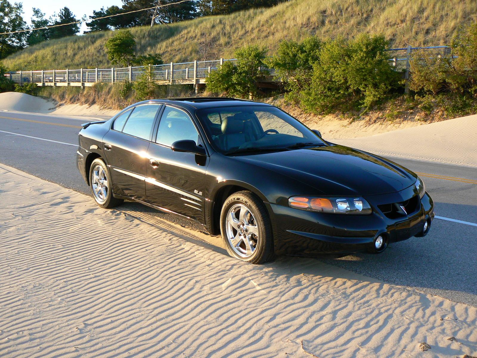 2003 Pontiac Bonneville SLE - Pictures - 2003 Pontiac Bonneville SLE ...