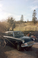 1966 Ford Anglia Overview