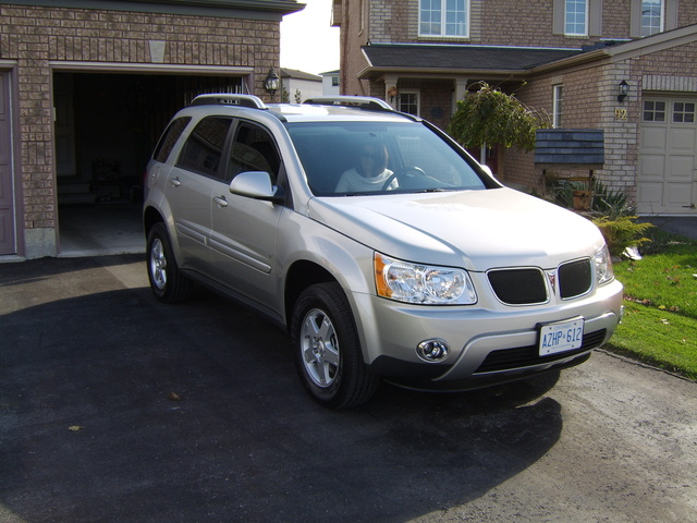 2007 Pontiac Torrent Overview Cargurus