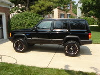 Picture of 1997 Jeep Cherokee Sport 4-Door 4WD, exterior, gallery_worthy