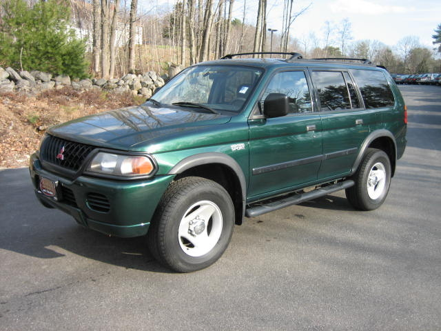 Picture Of 2000 Mitsubishi Montero Sport LS 4WD, Exterior, Gallery_worthy