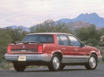 Picture of 1989 Oldsmobile Cutlass Calais, exterior, gallery_worthy