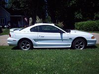 Picture of 1996 Ford Mustang GT Coupe, exterior, gallery_worthy
