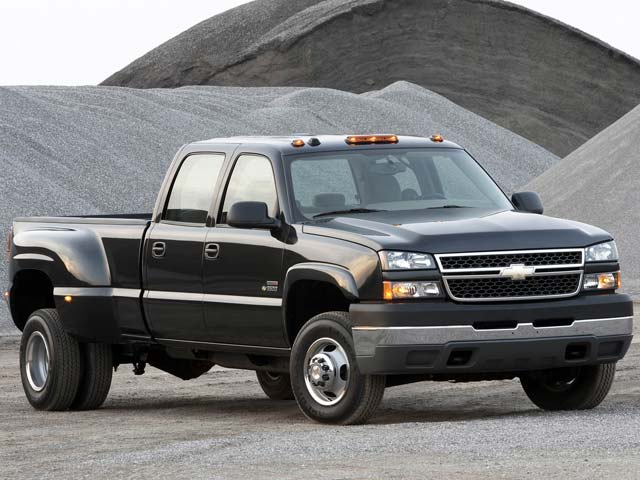 Picture of 2007 Chevrolet Silverado 3500HD
