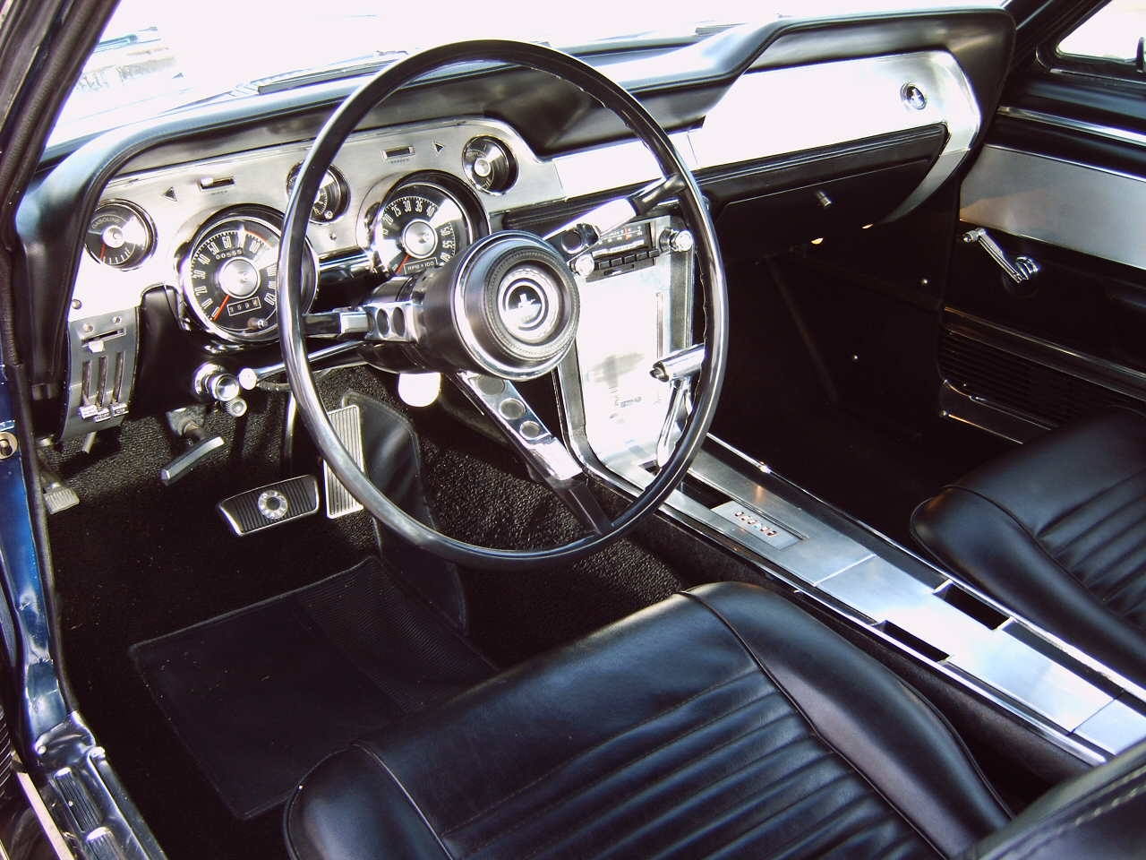1967 ford mustang interior pictures cargurus for 1967 mustang interior pictures
