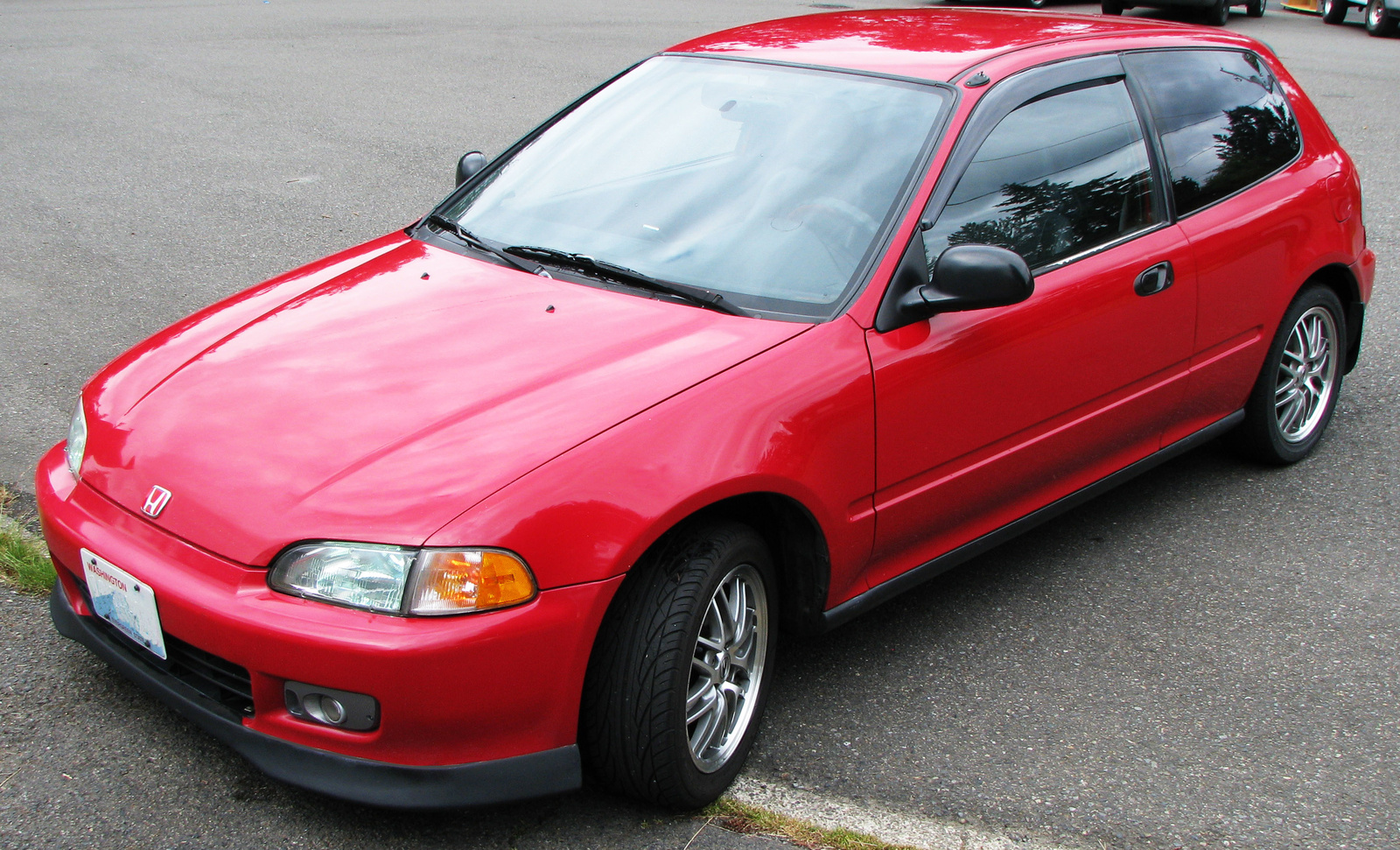 1993 honda civic hatchback - photo #33