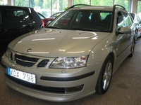 2006 Saab 9-3 SportCombi Picture Gallery