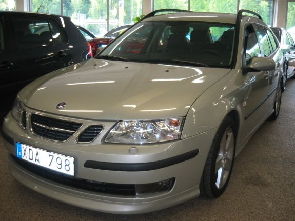 Picture of 2006 Saab 9-3 SportCombi Aero