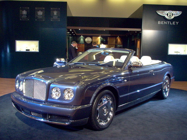Picture of 2008 Bentley Azure Convertible, exterior