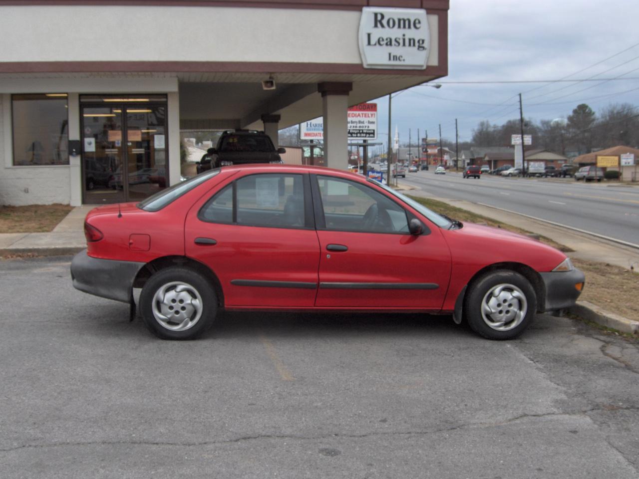 1996 Chevrolet Cavalier Pictures Cargurus