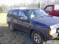 Picture of 1990 Nissan Pathfinder 4 Dr XE 4WD SUV, exterior, gallery_worthy