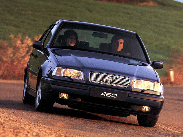 Picture of 1996 Volvo 460, exterior