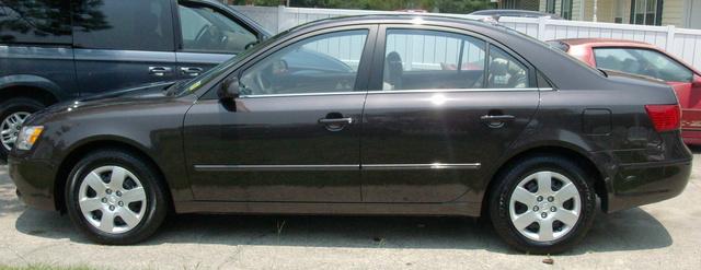 Delightful 2009 Hyundai Sonata