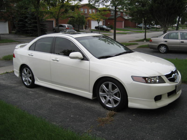Picture of 2007 Acura TSX Sedan FWD with Navigation