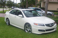 Picture of 2007 Acura TSX Sedan FWD with Navigation, exterior, gallery_worthy