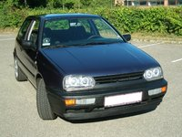 Picture of 1994 Volkswagen Golf 2 Dr GL Hatchback, exterior, gallery_worthy