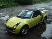 Picture of 2003 smart roadster Convertible, exterior