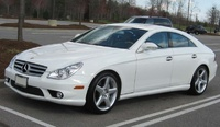 Picture of 2006 Mercedes-Benz CLS-Class CLS500 4dr Sedan, exterior