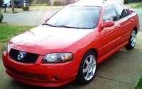 2005 Nissan Sentra 1.8 S picture, exterior