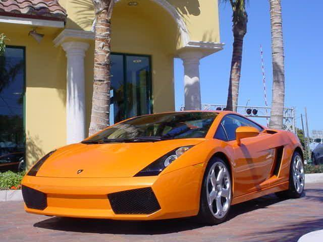 2006 Lamborghini Gallardo 2dr Coupe AWD picture