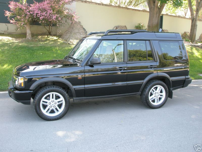 2002 Land Rover Discovery Series II picture, exterior