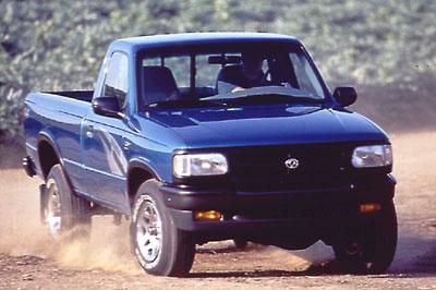 Picture of 1995 Mazda B-Series Pickup