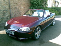 Picture of 2000 Mazda MX-5 Miata SE, exterior, gallery_worthy