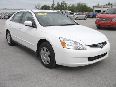 2005 Honda Accord LX picture, exterior