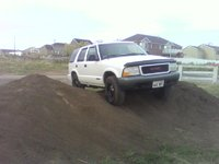 Picture of 1998 GMC Jimmy 4 Dr SLE 4WD SUV, exterior