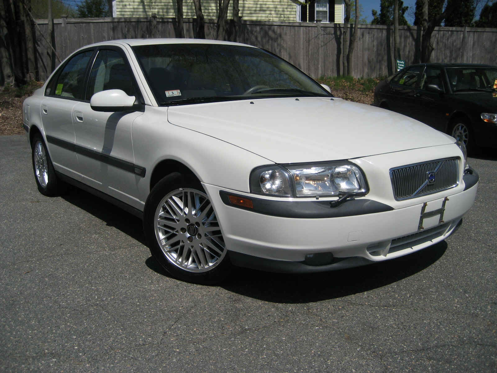 2002 volvo s80 overview cargurus. Black Bedroom Furniture Sets. Home Design Ideas