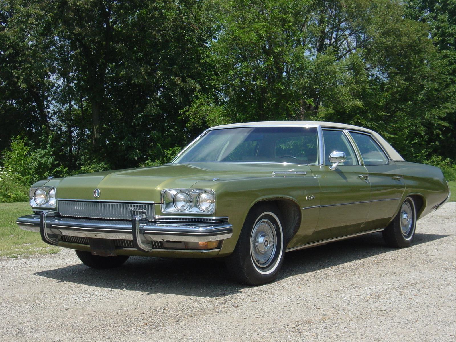 1973 Buick Lesabre Pictures Cargurus