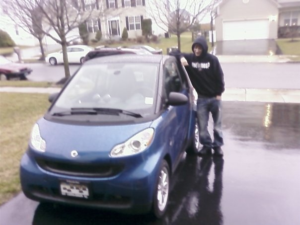 Picture of 2008 smart fortwo