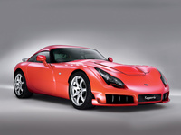 2005 TVR Sagaris Overview