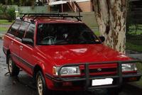 1992 Subaru Leone Overview
