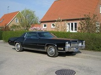 1969 Cadillac Eldorado picture, exterior