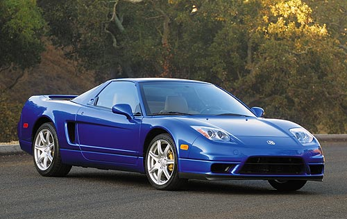 2004 Acura NSX 2 Dr STD Coupe picture