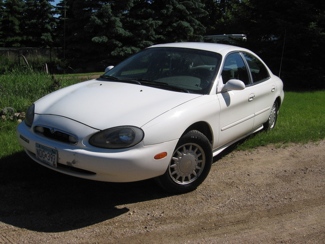 Picture of 1997 Mercury Sable 4 Dr GS Sedan, exterior