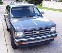 Picture of 1987 Chevrolet S-10 Blazer, exterior