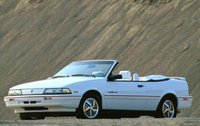Picture of 1991 Pontiac Sunbird 2 Dr LE Convertible, exterior, gallery_worthy
