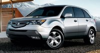 2009 Acura MDX, Front Left Quarter View, exterior, manufacturer, gallery_worthy