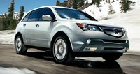2009 Acura MDX, Front Right Quarter View, exterior, manufacturer