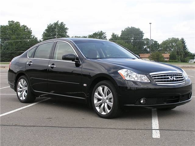 Picture of 2007 INFINITI M35 AWD