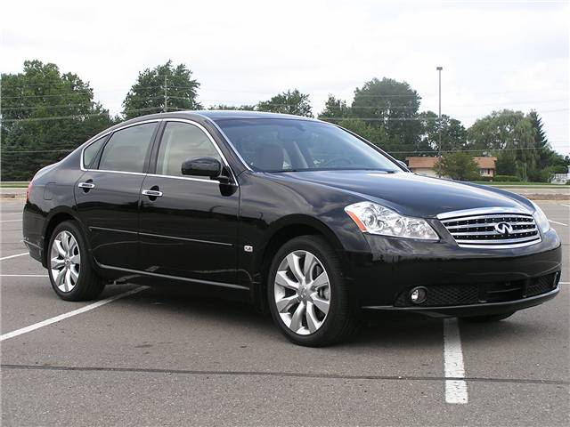 Picture of 2007 Infiniti M35 4 Dr AWD