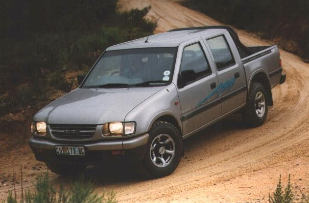 Picture of 1994 Isuzu Pickup 2 Dr S 2.6 Extended Cab SB, exterior
