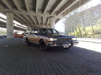 Picture of 1990 Chevrolet Caprice Classic Wagon, exterior