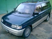 Picture of 1995 Mazda MPV 3 Dr LX 4WD Passenger Van, exterior
