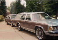 1990 Mercury Grand Marquis Overview